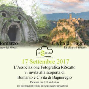 Bomarzo e Civita di Bagnoregio