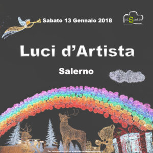 Salerno luci d'artista