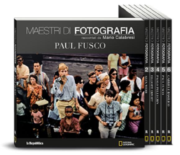 maestri di fotografia paul fusco