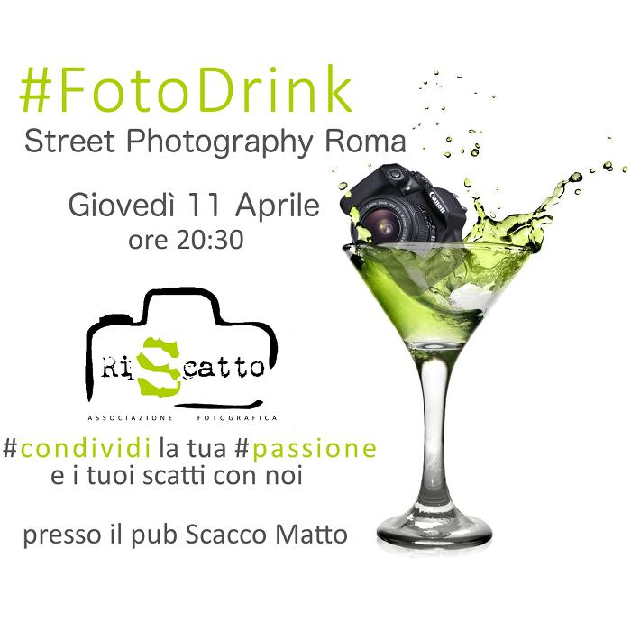fotodrink street roma