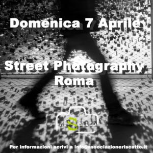 street photography roma