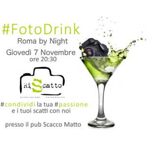 fotodrink roma by night